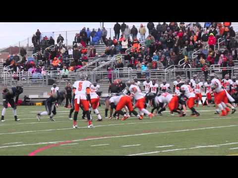 Lafayette Football Loses to James Monroe