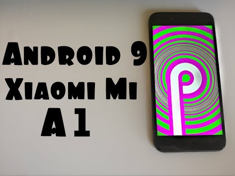 Установил Android 9 на Xiaomi Mi A1🚀РАКЕТА ПРОСТО