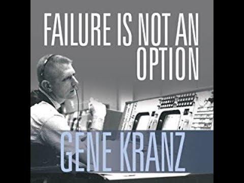 Apollo 13 Mission Commander Gene Krantz on Leadership and Team Work