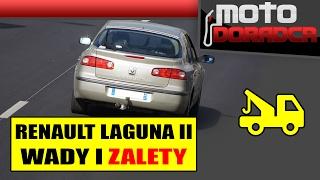 Renault Laguna II WADY I ZALETY #295 MOTO DORADCA
