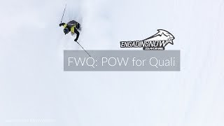 2018 EngadinSnow:  FWQ - POW For Qualis.