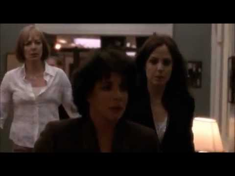 The West Wing 4x23  abbey wants to appeal to Zoey's kidnappers