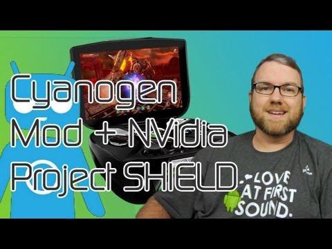 CyanogenMod Stats Drama, XDA Roundtable with NVIDIA's Project Shield Info