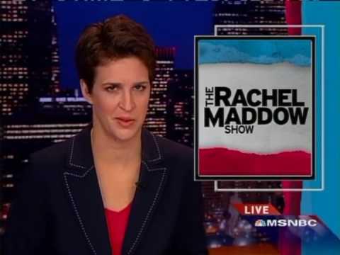Rachel Maddow - Ms. Information - 3/3/09