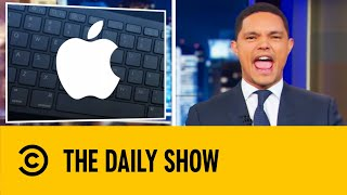Trevor Noah Roasts Tech Companies | The Daily Show with Trevor Noah