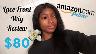 Amazon Lace Front Wig Review & Style!! | Grace Magerz |