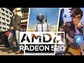 AMD Radeon 520 Gaming Performance 2017!