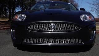 Jaguar XKR coupe 2011 Videos