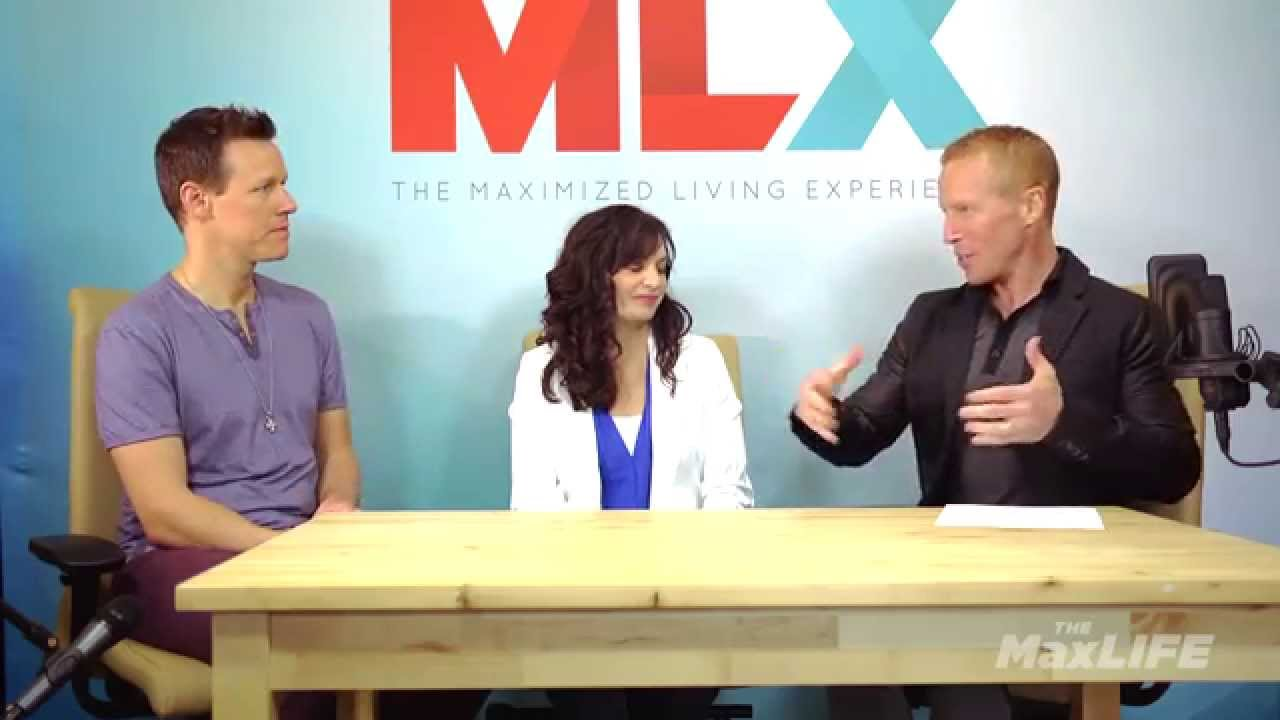 Max Life Show - Interview with Dr  BJ Hardick and Dr  Kim Roberto
