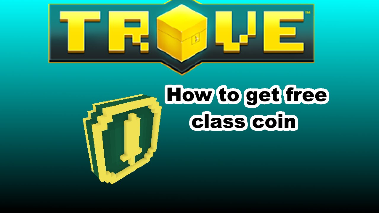trove how to get free classes