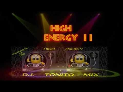 HIGH ENERGY. vol. 2 -- (COLLECCION DE ORO)