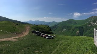 Gruzja Adventure 6-16.06.2019 amator4x4
