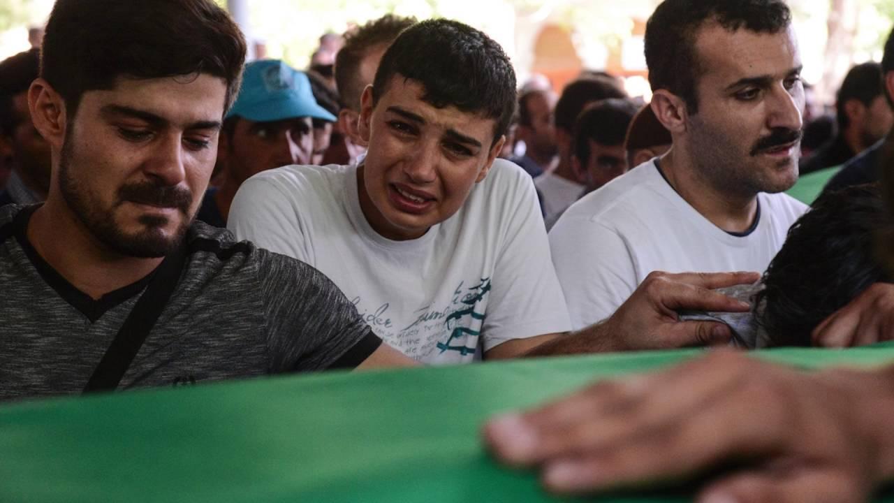 Turkey Shells Islamic State in Syria
