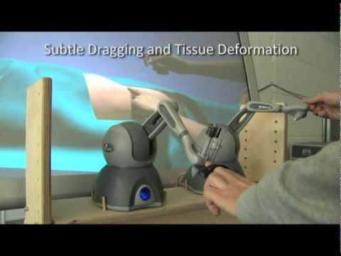 Bimanual Haptic Simulator for Medical Training