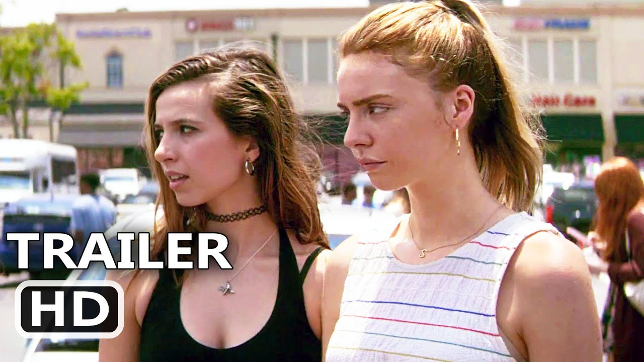 TEENAGE BOUNTY HUNTERS Trailer (2020) Netflix, Teen Series HD