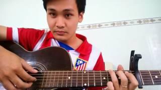 Hướng dẫn đệm hát guitar Lời yêu thương