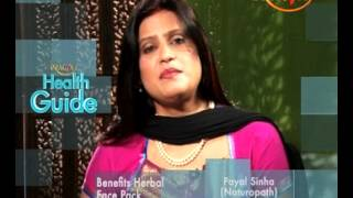 Beauty Tips-How To Make Ayurvedic Herbal Face Pack At Home-Payal Sinha(Naturopath Expert)