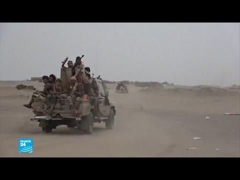 قوات من ألوية العمالقة تنضم لقوات التحالف لحسم معركة الحديدة  - نشر قبل 2 ساعة