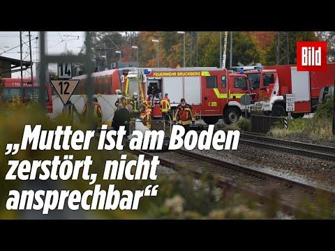 Zug erfasst zwei Brüder: Das sagt der Onkel der toten Jungen | Bruckberg, Bayern