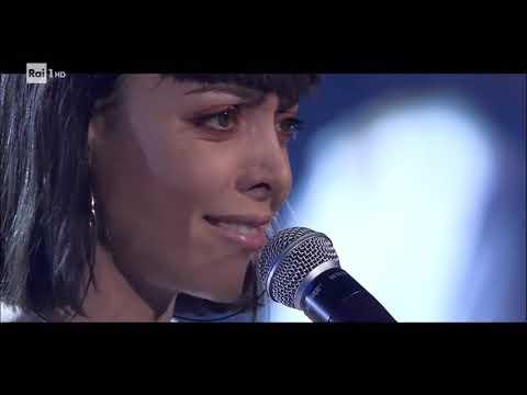 La Zero canta 'Nina è brava' - Sanremo Giovani 21/12/2018