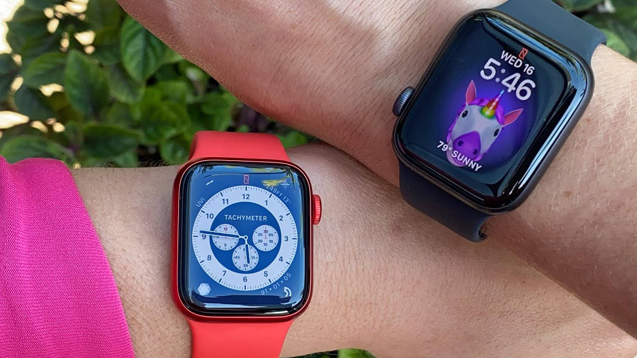 Apple Watch Series 6 vs. Apple Watch SE: Hands-on first impressions - CNET