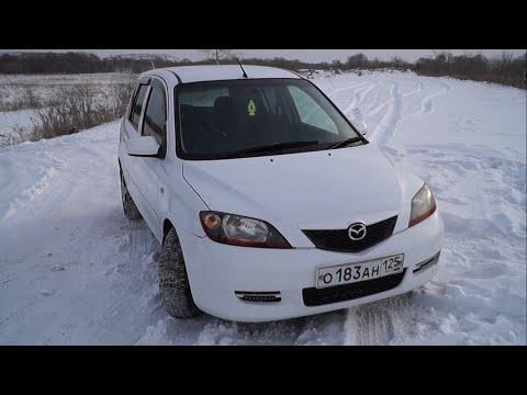 Mazda 2 (Demio) 2003 за 180 тысяч