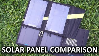 are portable solar panels effective