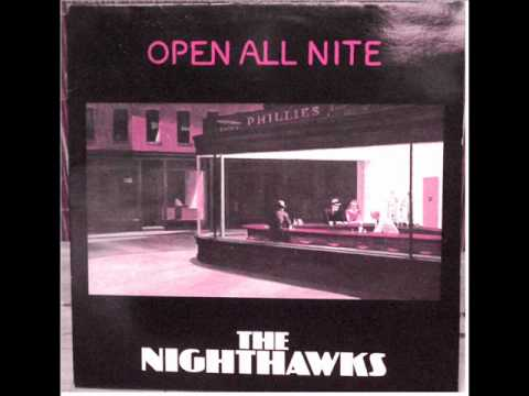 THE NIGHTHAWKS - That's alright