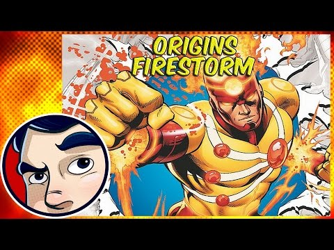 Firestorm  Origins
