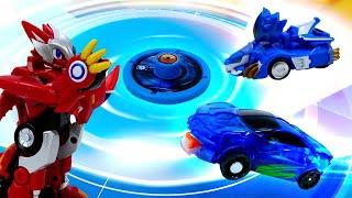 Araba yarışı! Monkart'ların dönüşüm diskleri çalınıyor!