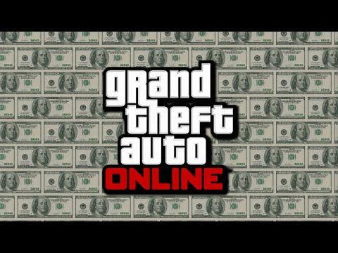 Как Новичку заработать денег в GTA Online