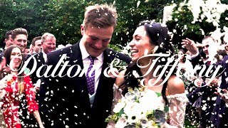 Dalton & Tiffany Wedding Video | Newark Priory | 09.09.17