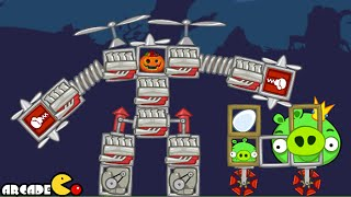 Bad Piggies Funny Inventions - Bad Piggies Halloween Transformer