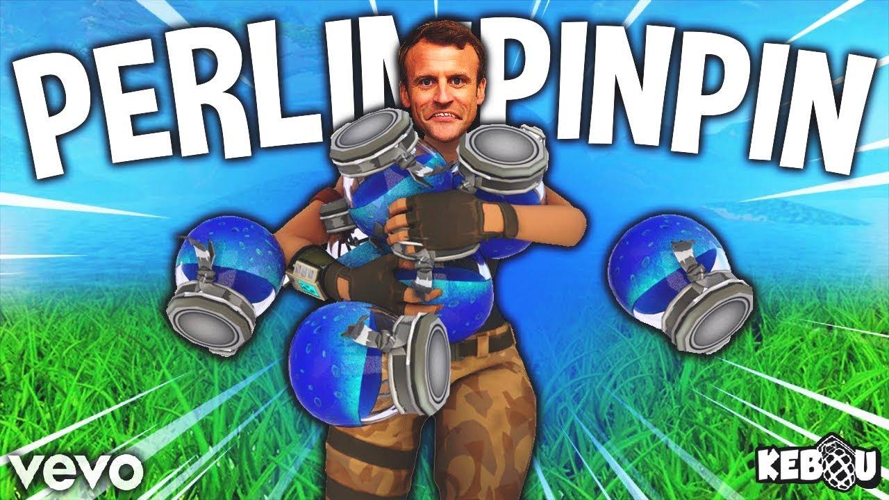 POPO DE PERLIMPINPIN ( Clip Fortnite )