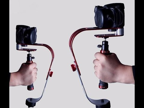 Mở hộp Gimbal chống rung cho máy ảnh, điện thoại rẻ nhất mọi thời đại