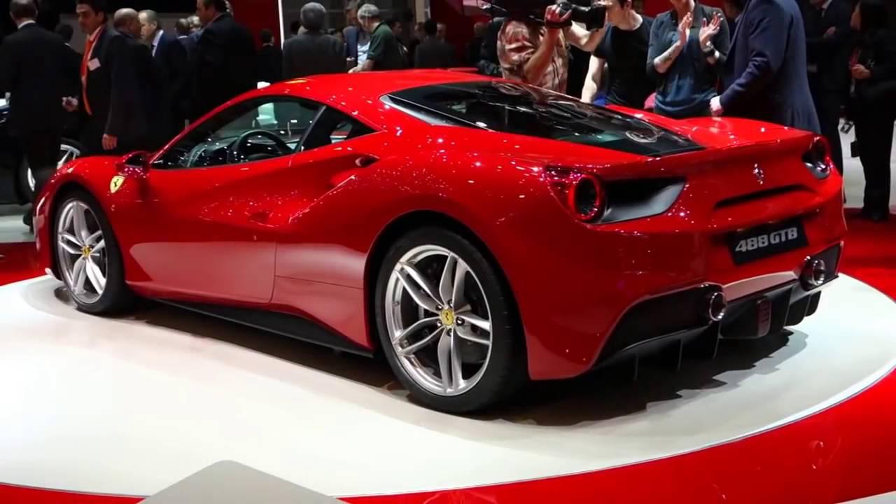 2017 Ferrari 488 Gtb Youtube