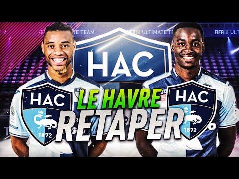 FIFA 18 | CARRIÈRE LE HAVRE: RETAPER !