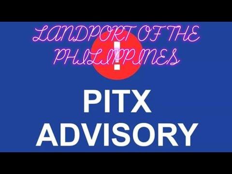 new LANDPORT TERMINAL IN PHILIPPINES WOW NAKAKAPROUD NAMN