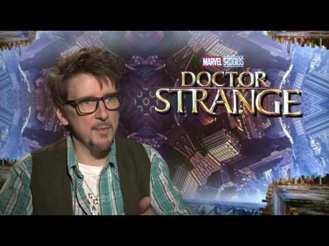 Doctor Strange: Scott Derrickson Official Movie Interview