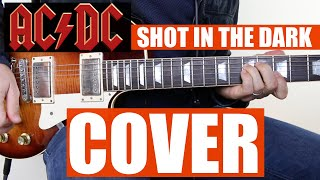 AC/DC Shot In The Dark Guitar Instrumental Cover Played By Henry
