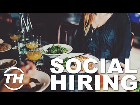 Top 3 Modern Employment Innovation | Social Hiring