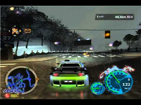 Need For Speed Carbon Cars Wallpapers Nfs Underground 2 Mod 2011 Youtube