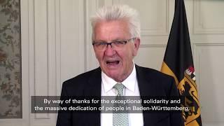 Der ministerpräsident des landes baden-württemberg zum onlinefestival.itfs.de.
