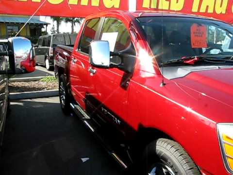 Used Red truck For Sale @ Classic Chariots in Vista - Best prices in North County San Diego