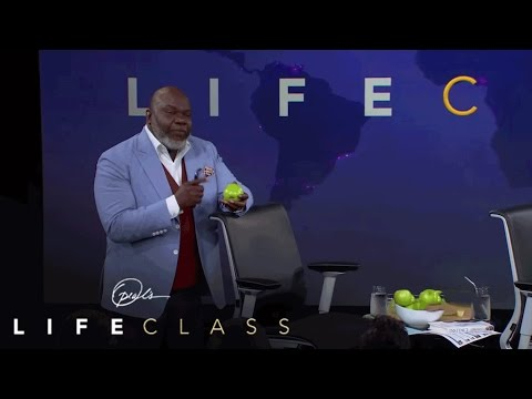 Bishop T.D. Jakes: Realizing Your Potential | Oprah Life Cla