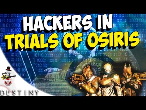 Destiny - Cheating & Hacking In Trials Of Osiris ! - w/ Smileb4Death