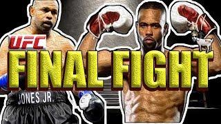 🔴 ROY JONES JR LAST FIGHT ON UFC FIGHT PASS LIVE REACTION!