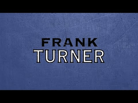 Frank Turner Interview April 2018