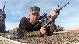 Marine Corps Rifle Range