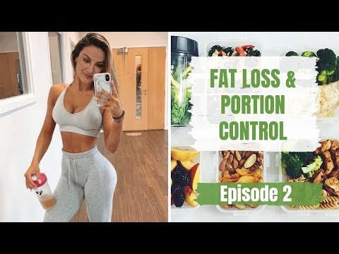 5 TIPS ON LOSING FAT, PORTION CONTROL & EATING FOR YOU!